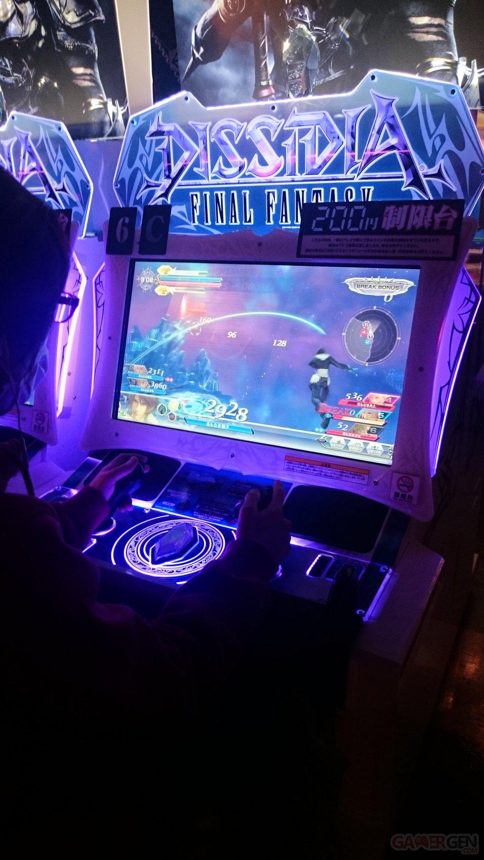 Image Dissidia Final Fantasy borne d'arcade (6) - GAMERGEN.COM