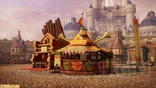 Dissidia Final Fantasy IX monde niveau  (1)