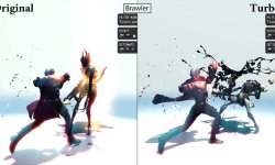 DmC Devil May Cry Special Edition comparaison turbo head