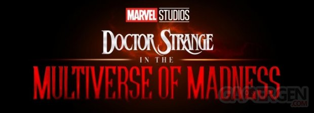Doctor Strange in the Multiverse of Madness logo 21 07 2019