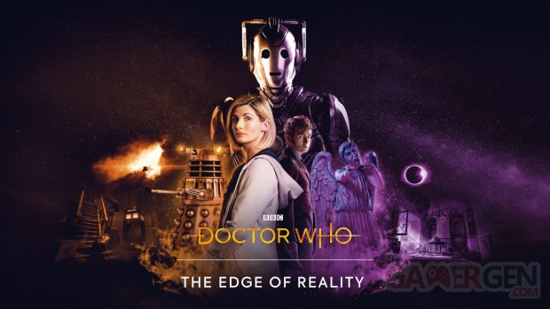 Doctor Who The Edge of Reality 01 11 10 2020