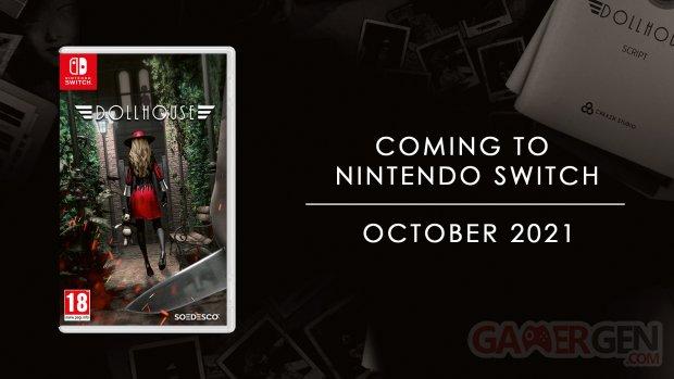 Dollhouse Nintendo Switch