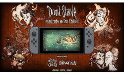 Don't Starve Nintendo Switch Edition