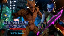Don't Stop Believin Guardians Galaxy Marvel Telltale Series