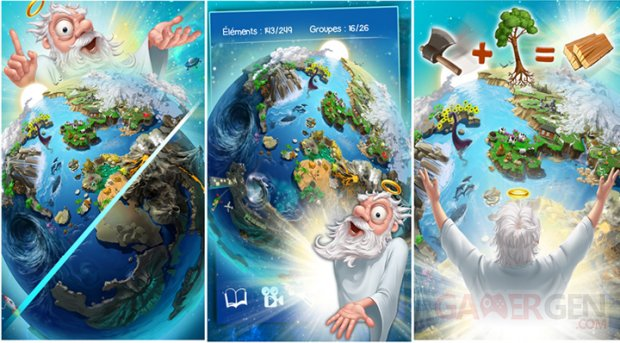 doodle god planet