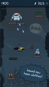 Doodle Jump DC Super Heroes screenshot 2.