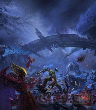 DOOM Eternal DLC The Ancient Gods Part One Blood Angel 07 08 2020