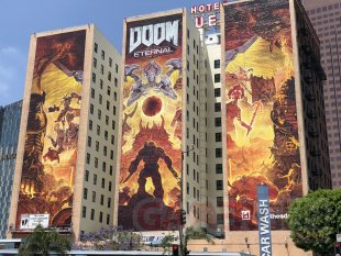 DOOM Eternal fresque 01 08 06 2019