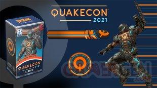 DOOM Eternal QuakeCon 2021 free skin 1