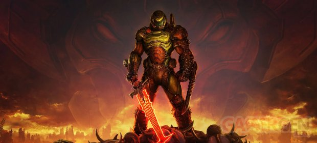 DOOM Eternal The DOOM Slayer HERO 1920x870