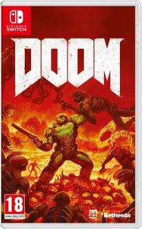 Doom switch jaquette