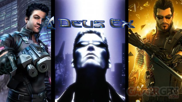 Dossier Saga Deus Ex Titre