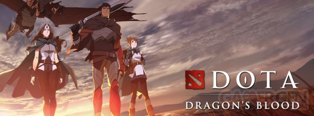 DOTA Dragon's Blood critique impressions image