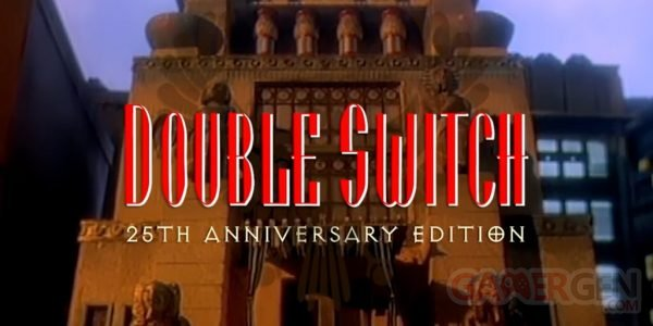 Double Switch 25th Anniversary Edition logo
