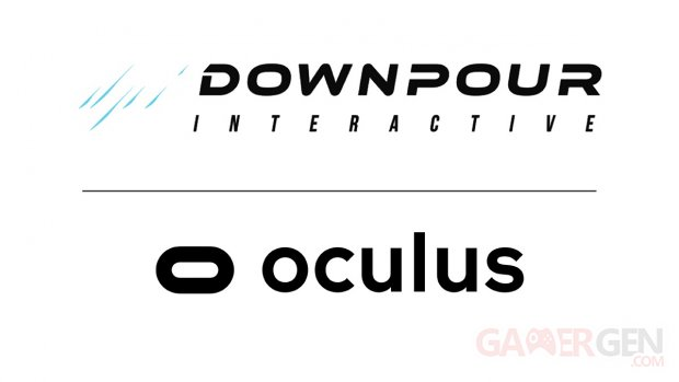 Downpour Interactive Oculus Studios head logo