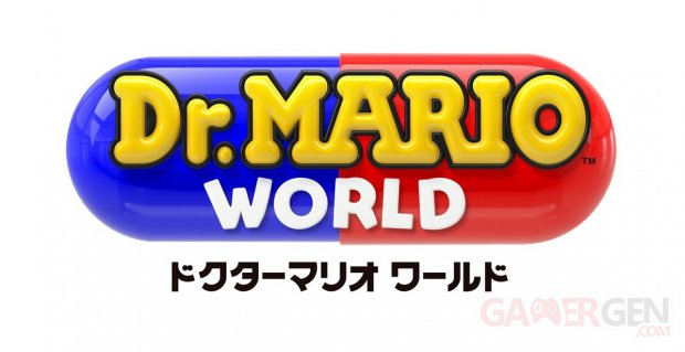 Dr. Mario World logo 01 02 2019