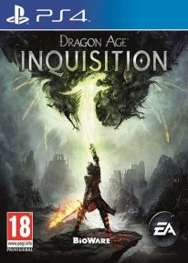 dragon age inquisition jaquette cover
