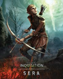 Dragon Age Inquisition posters personnages 10
