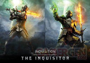 Dragon Age Inquisition posters personnages 2