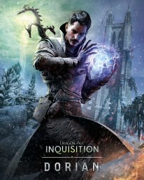 Dragon Age Inquisition posters personnages 6