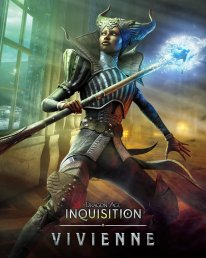 Dragon Age Inquisition posters personnages 7