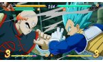 dragon ball fighterz autour vegeta ssgss taper poing video