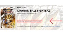 Dragon Ball FighterZ Date sortie 26 janvier Xbox Microsoft Store