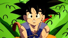 Dragon Ball FighterZ DLC Goku GT Images (1)