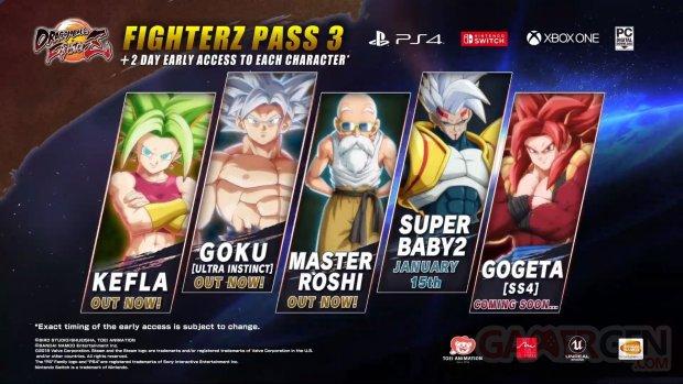 Dragon Ball FighterZ : une date de sortie pour Super Baby 2, l'ultime  combattant du FighterZ Pass 3 dévoilé ! - GAMERGEN.COM