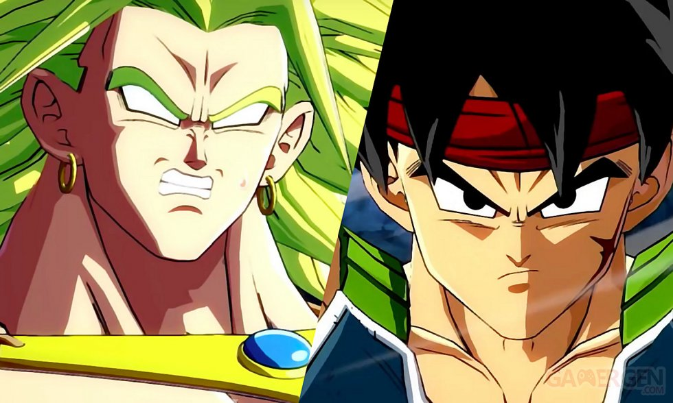 Dragon Ball FighterZ images Broly Baddack DLC test