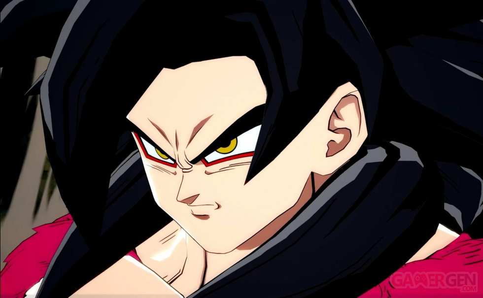 Dragon Ball FighterZ Images Goku GT Super Saiyajin 4 images (7)