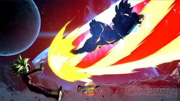 Dragon Ball FighterZ Kefla Goku Ultra Instinct Dramatic Finish 3