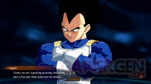 Dragon Ball FighterZ mode histoire Link System 2 22 10 2017