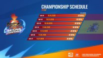 Dragon Ball FighterZ National Championship Espagne planning 13 09 2020
