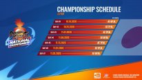 Dragon Ball FighterZ National Championship Japon planning 13 09 2020