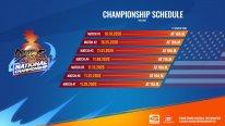 Dragon Ball FighterZ National Championship USA côte Est planning 13 09 2020