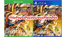 Dragon Ball FighterZ NePayezPasVosJeuxPleinPot