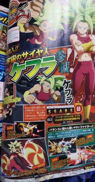 Dragon Ball FighterZ scan Kefla 01 19 02 2020