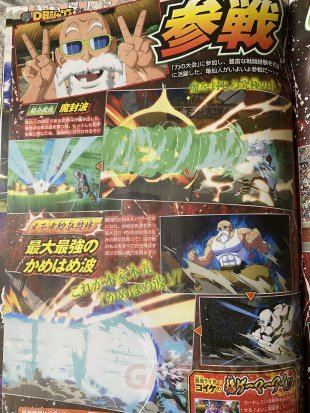 Dragon Ball FighterZ scan Muten Roshi 01 19 08 2020