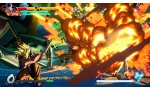 Dragon Ball FighterZ : Trunks explose tout dans une image colorée