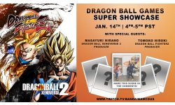 Dragon Ball Games Super Showcase