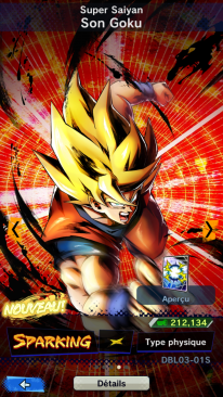 Dragon Ball Legends personnages portails images (1)