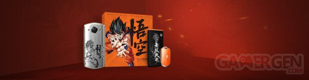 Dragon Ball Smartphone Meitu image collector