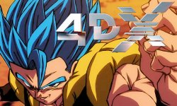 Dragon Ball Super Broly 4dx images