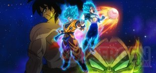 Dragon Ball Super Broly art