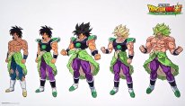 Dragon Ball Super Broly film artwork (2)