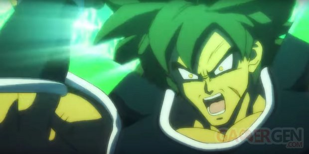 Dragon Ball Super Broly Images