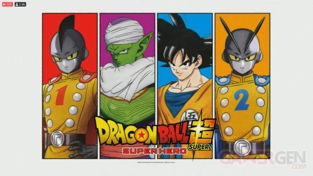 Dragon Ball Super Super Hero 04 07 10 2021