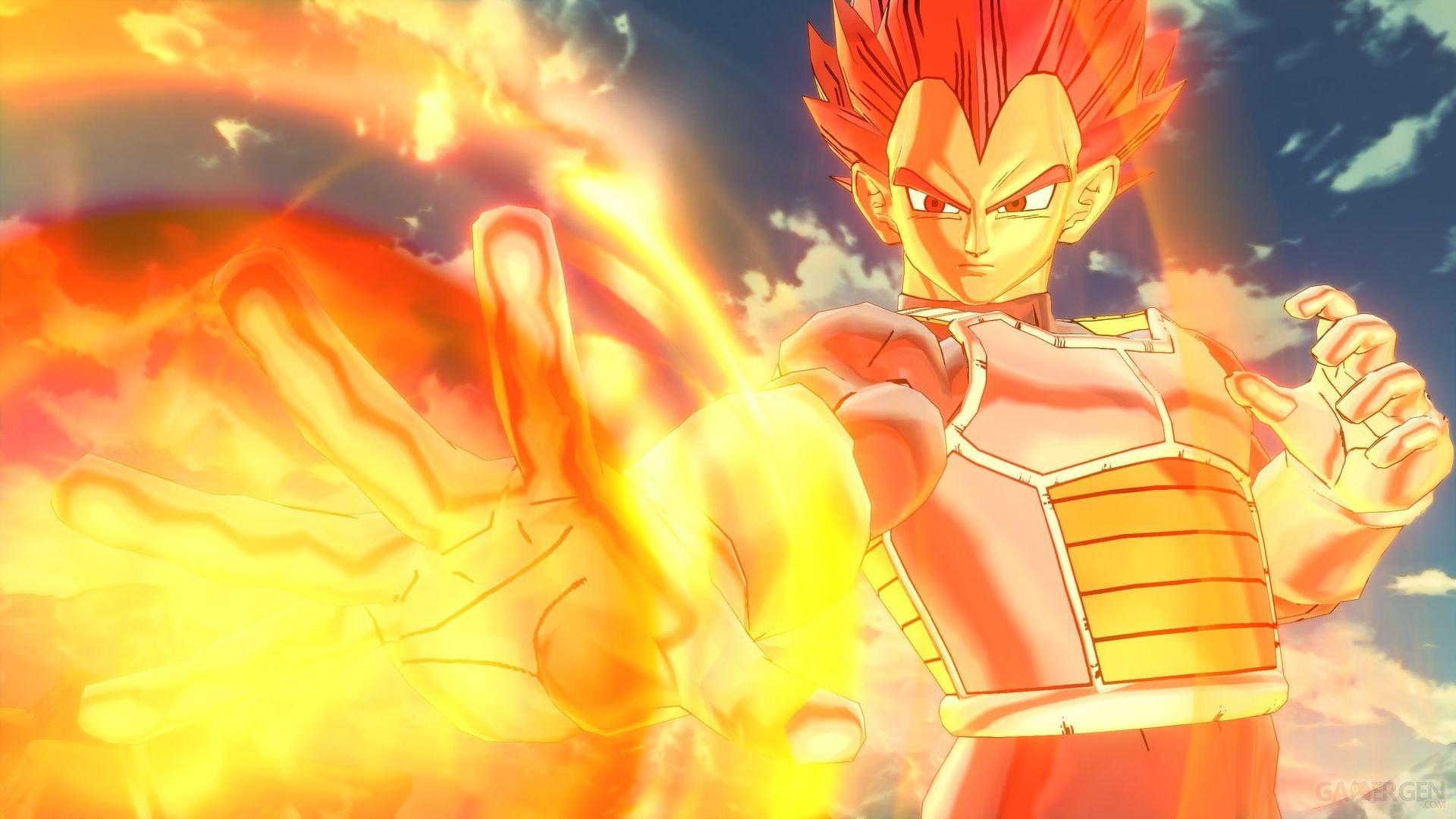 Dragon Ball Xenoverse 2 Super Saiyajin