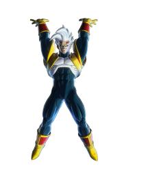 Dragon Ball Xenoverse 2 Extra Pack 3 art